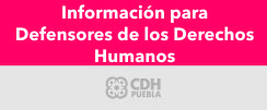 Documentos Defensores de Derechos Humanos