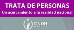 Libro trata de personasl CNDH
