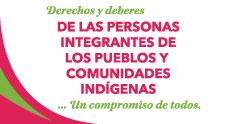Derechos y Deberes de los/as Indígenas